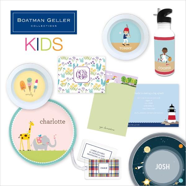 Boatman Geller Kids Collection - IVY+ANCHOR