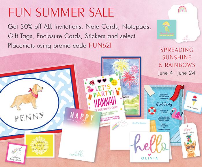 Printswell Summer Fun Sale